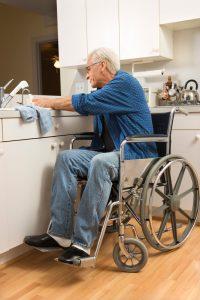Home Wheelchair Tips for Seniors